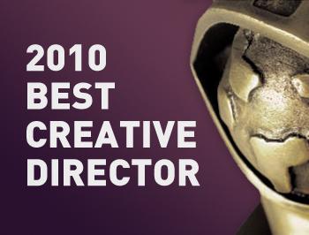 2010 Best Creative Director